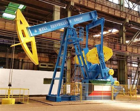 Romanian company builds largest oil pump in Europe, sells