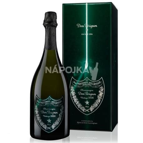 Dom Perignon 2006 Limited Edition by Bjork and Chris