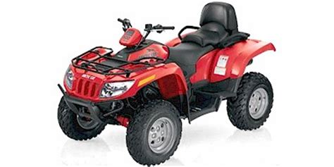 2008 Arctic Cat 4X4-500 Automatic TRV Prices and Values