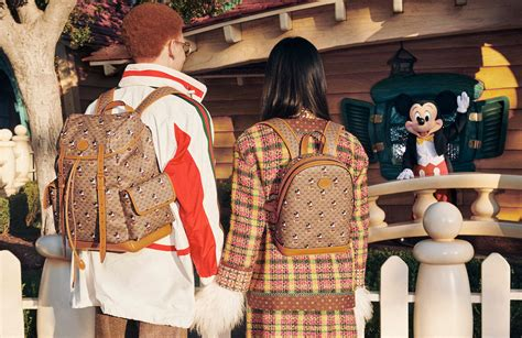 Gucci celebrates Chinese New Year with Mickey Mouse collection