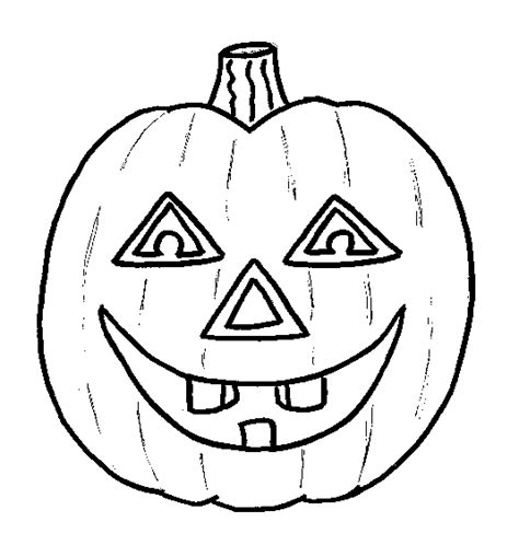 transmissionpress: 6 Picture of Halloween Pumpkin Coloring