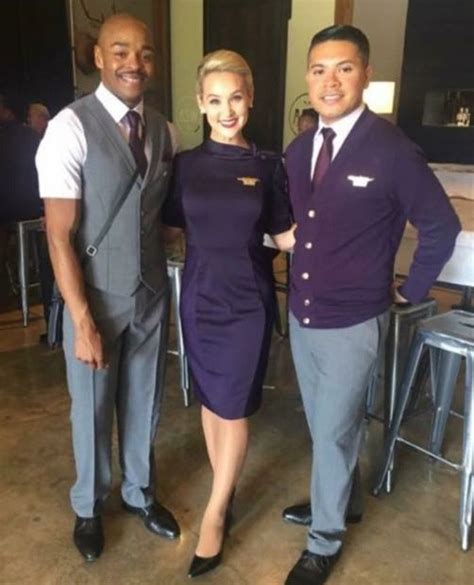 DELTA AIR LINES- New uniform reveal! | ジョージア州, デルタ航空