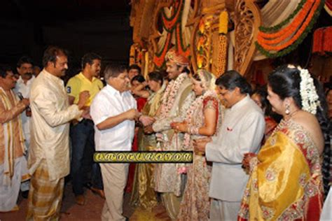 iPictures: Vishnu Vardhan and Veronica Marriage Photos