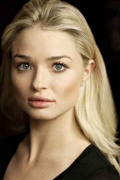 Emma Rigby - Actor - CineMagia