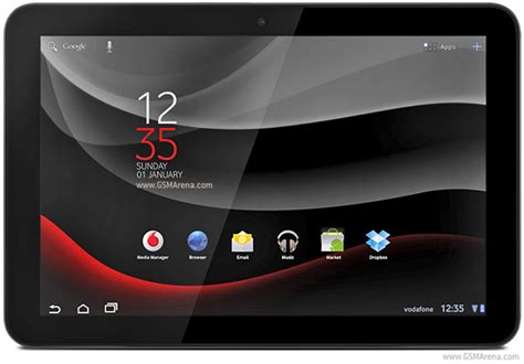 Vodafone Smart Tab 10 pictures, official photos