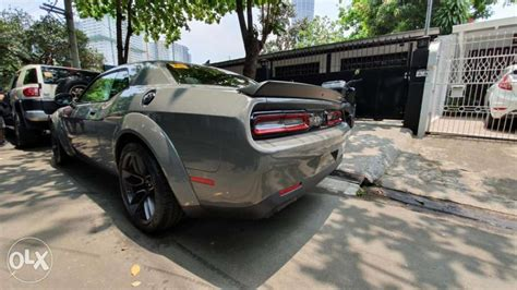 Dodge Challnger Hellcat widebody 707hp automatic brand new