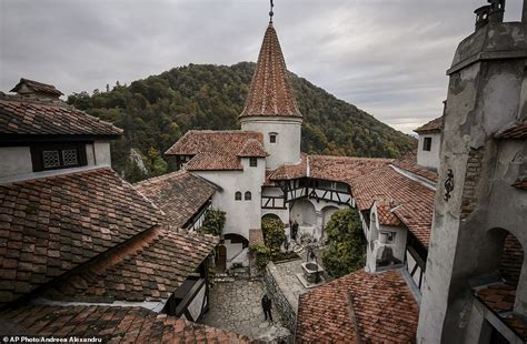 Dracula's Castle in Transylvania available for the night