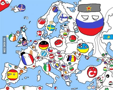 EVERY SINGLE F**KING COUNTRYBALL FROM EVERY SINGLE REGION