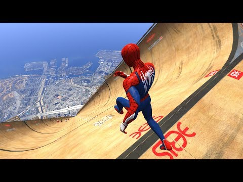 All spidermans are beautiful