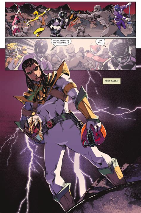 How Tommy Oliver Became Lord Drakkon – Comicnewbies