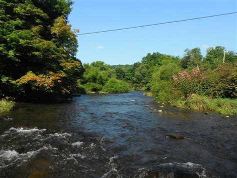Western Maryland's Castleman River, an outstanding trout