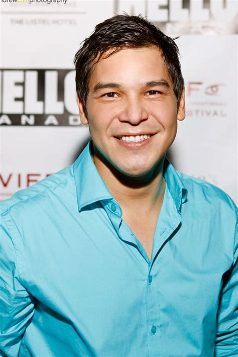 Nathaniel Arcand - Actor - CineMagia