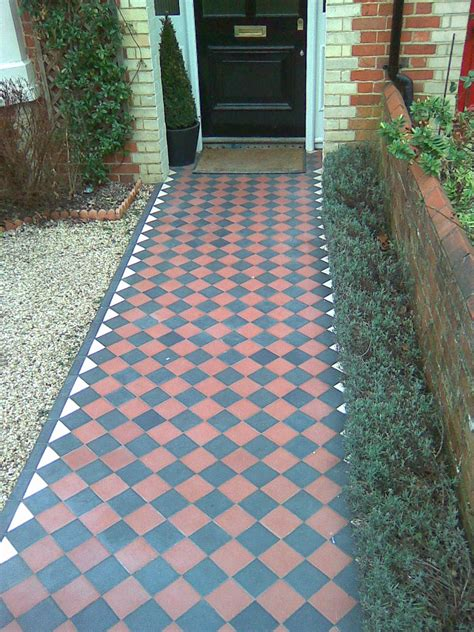 Want my front path to look like this | Victorian front