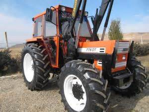 Tractor agricol Fiat 766 DT