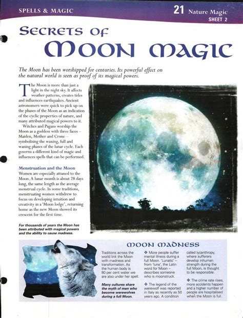 17 Best images about Moon on Pinterest | Wiccan, Wicca and