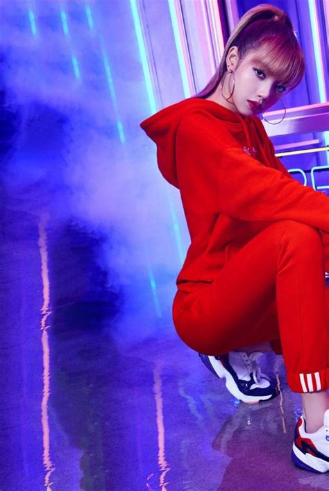 BLACKPINK for Adidas Korea Falcon 2018 – HawtCelebs