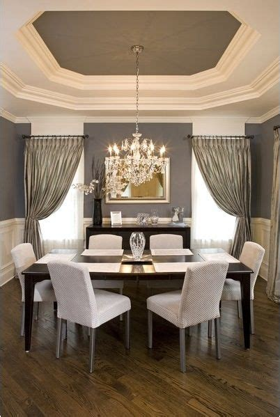 Give Your Dining Room An Upgrade | Painted ceilings, The