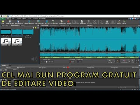 Download Programe Editare Video - Descarca Gratis