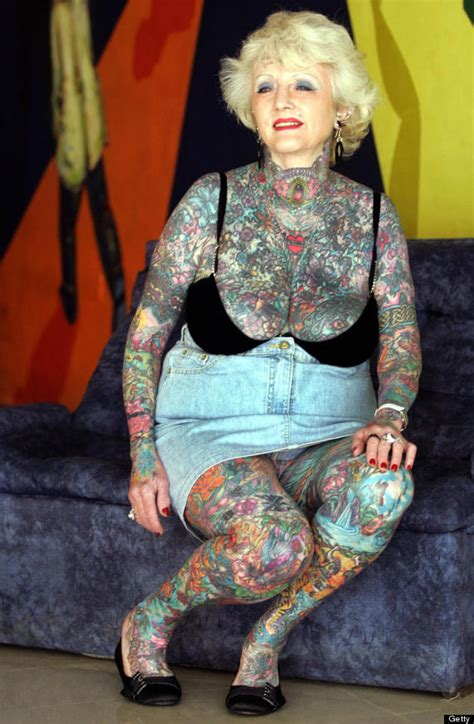 Do You Tattoo?   Better After 50