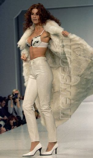 Roberto Cavalli Fall 1995 New York (With images)